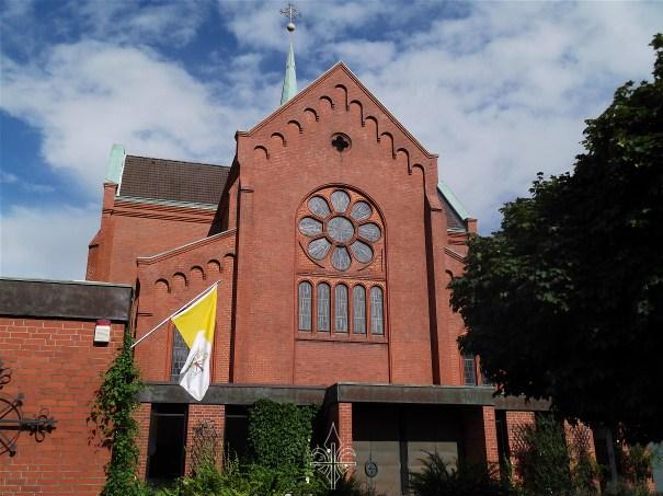 Katholische Kirche Wandsbek